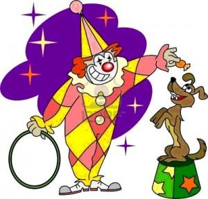 Jacky - Cirque 2