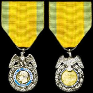 Jacky - Médaille 1