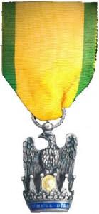 Jacky - Médaille 2