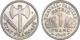 1-franc-1942-bazor-travail-famille-patrie