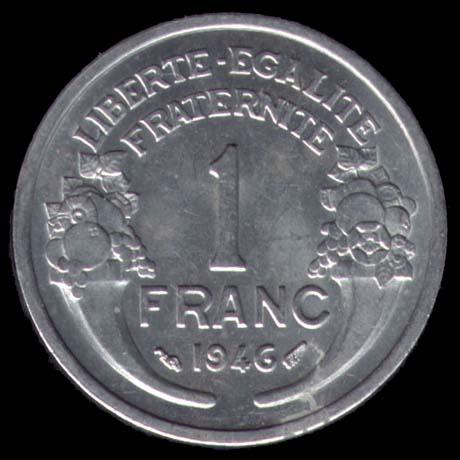 1 franc 1946