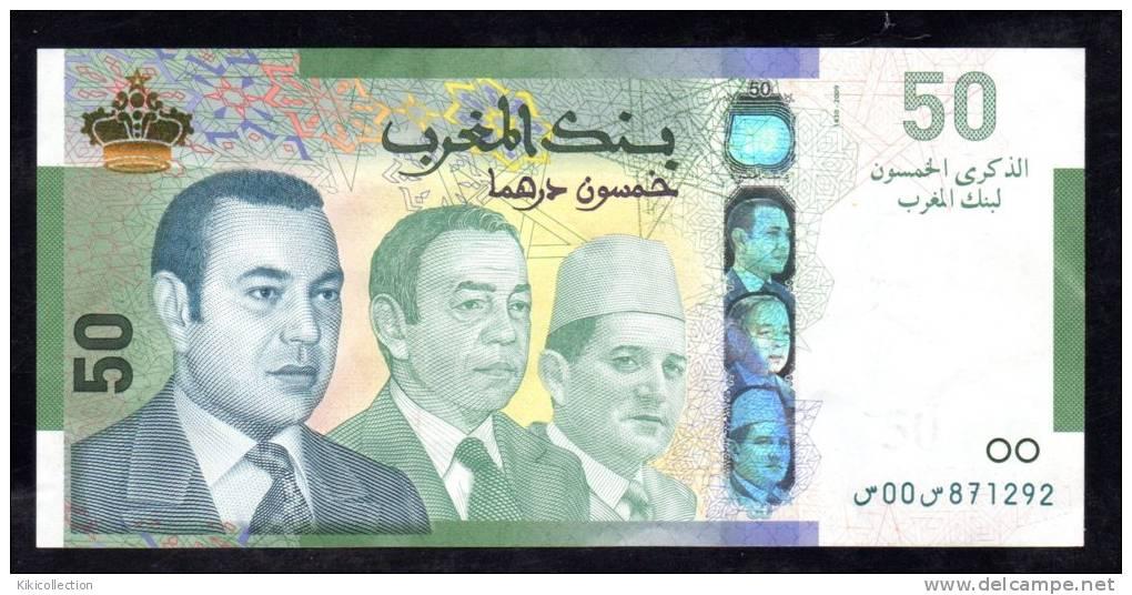 50 dirham Maroc