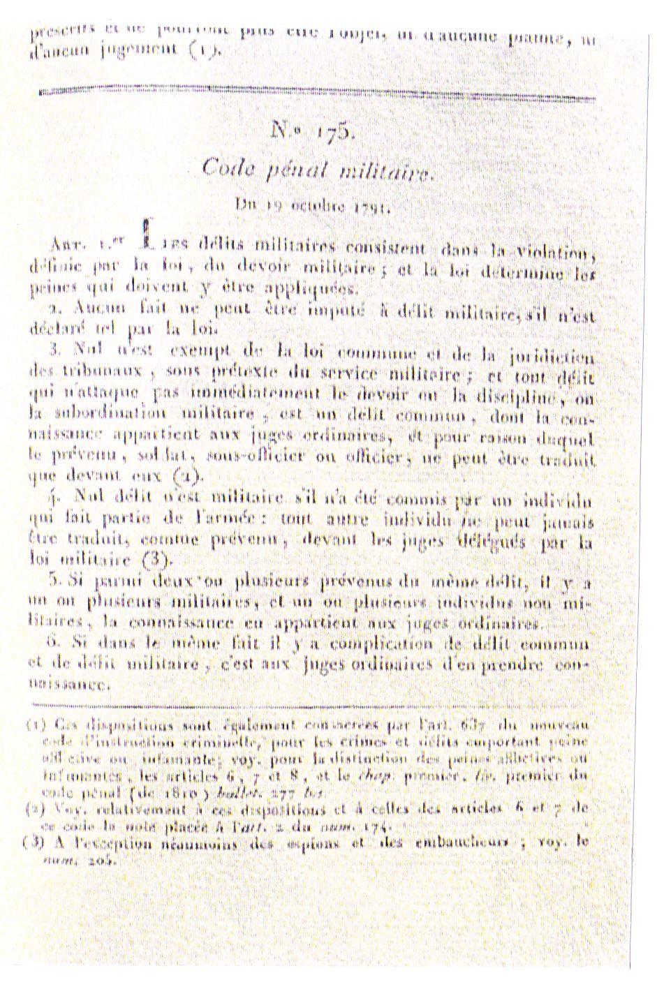 SH page 12 code penal