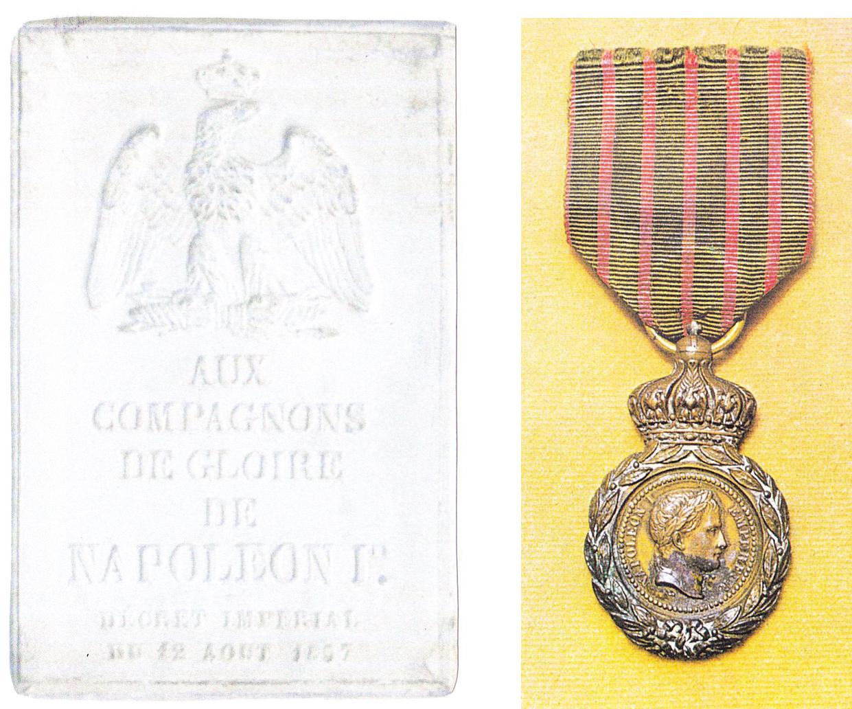 SH page 2 Avis et Médaille