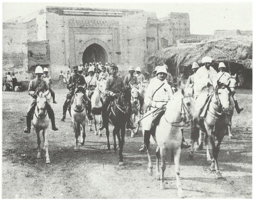 mangin marrakech 1912