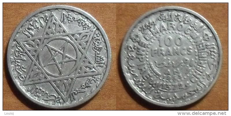 100 francs Maroc