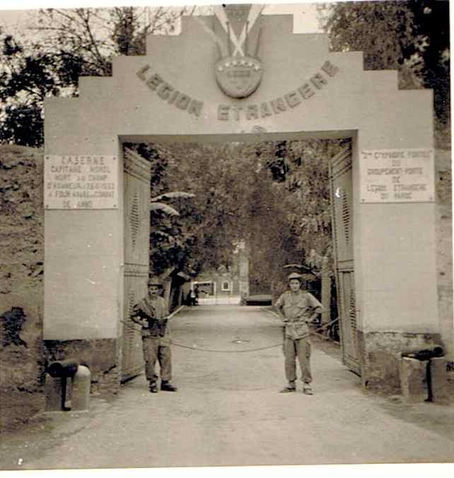 caserne Légion Taroudant 2