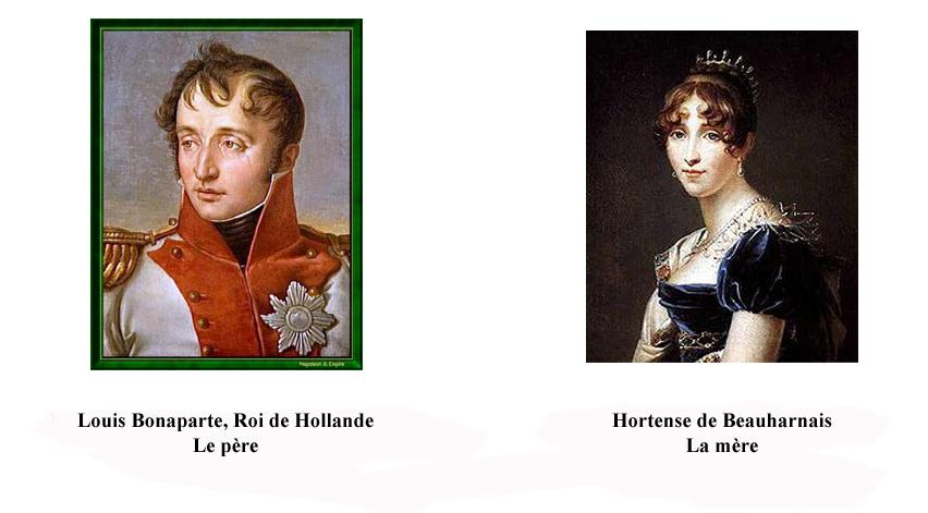 Couple Parents Napoléon 3