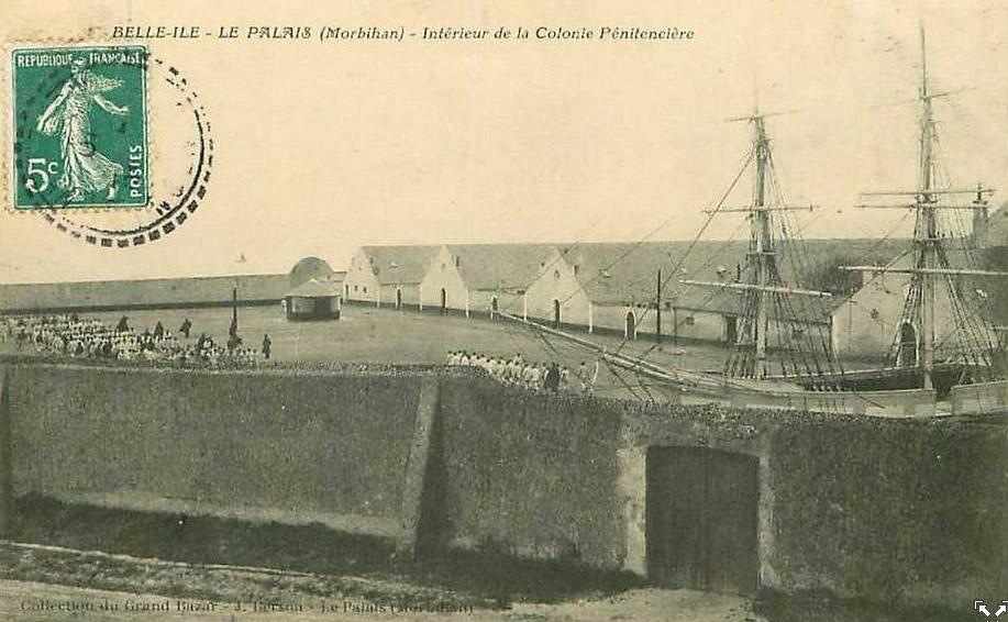 belle-ile-en-mer bateau